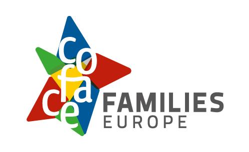 Logo of COFACE-Families Europe